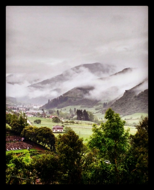 Packing my bags for the misty mountains...