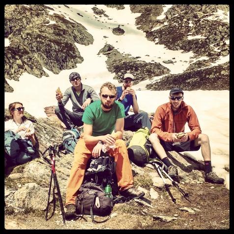 Mountain boy band...
