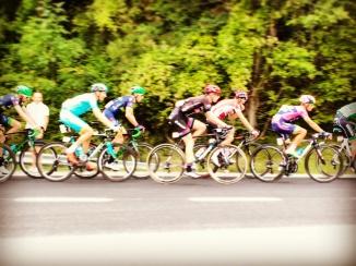La Vuelta De España passed through Panticosa