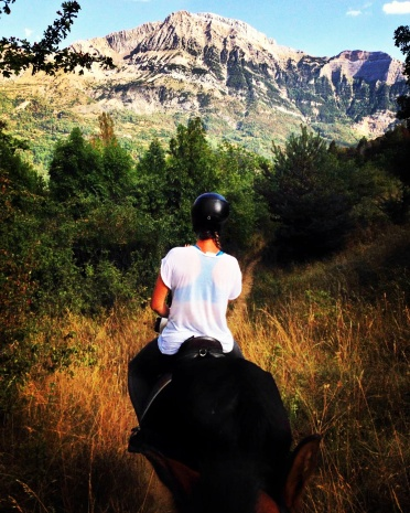 Pony rides into paradise