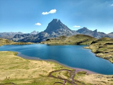 The beautiful Pic Du Midi D'Ossau