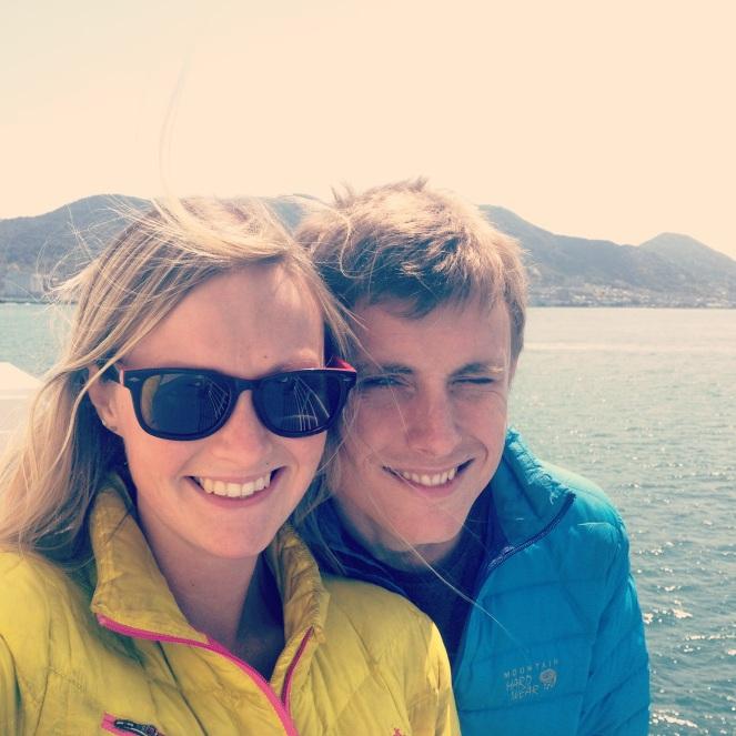 Ferry selfie :)