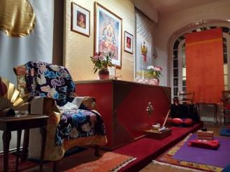 The Shrine in The Shrine Room