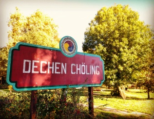 Welcome to Denchen Chöling, Haute Vienne, France