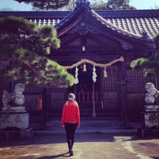 More temple visits in Nakatsu