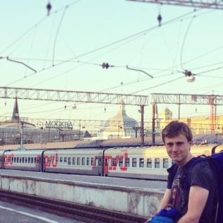 Moscow! A familiar friend...