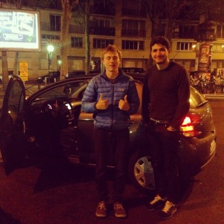 Our eventful BlaBlaCar trip from Warsaw to Paris - 5am arrival!