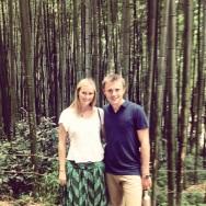Gwangju bamboo forest
