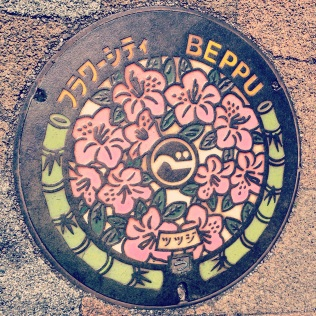 Such awesomely creative manhole covers in Japan