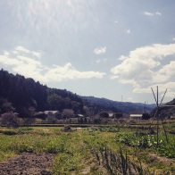 Such peace in the Buzen valley