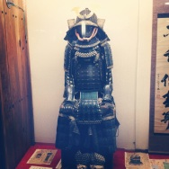 Original samurai uniform