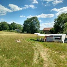 Summertime at Les Vignes Basses ☀️ Lush