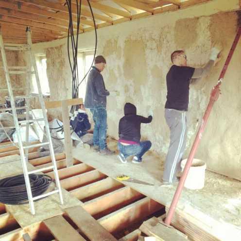 Move family labour....