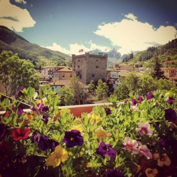 The wonderful town of Potes